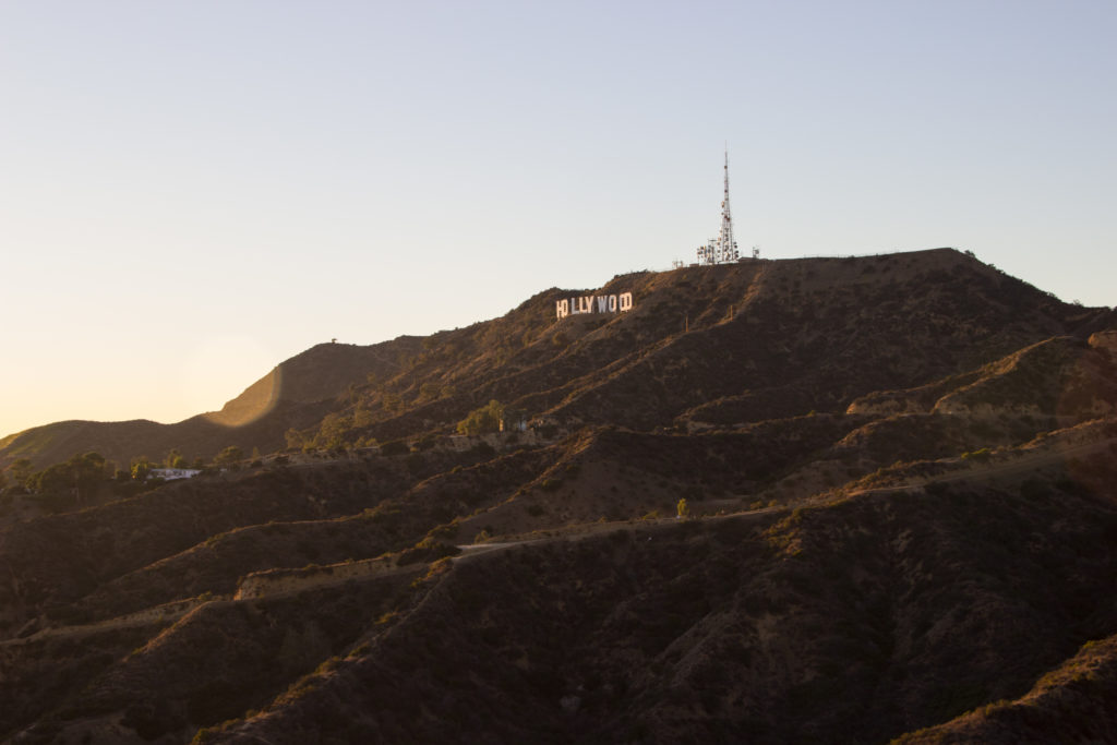 3 Tage Los Angeles: Hollywood Sign