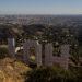 3 Tage Los Angeles: Hollywood Sign von hinten